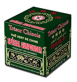 TRESOR CHINOIS THEE 602 GROEN  60X250 GR