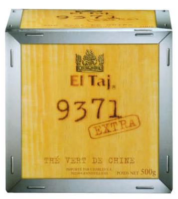 EL TAJ GROENE THEE 24X500 GR
