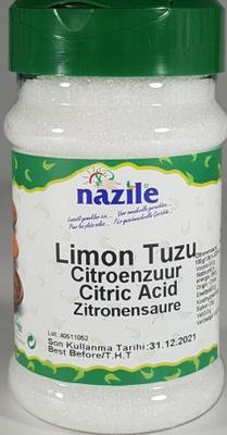 NAZILE CITROENZUUR 10X250 GR PET