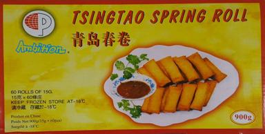 TSINGTAO SPRING ROLLS LOEMPIA 10X15 GR
