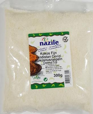 NAZILE GEMALEN KOKOS 20X300 GR