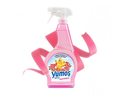 YUMOS BLOEMEN SPRAY 12X500 ML