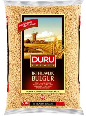 DURU BULGUR TARWE EXTRA GROF 4X5 KG