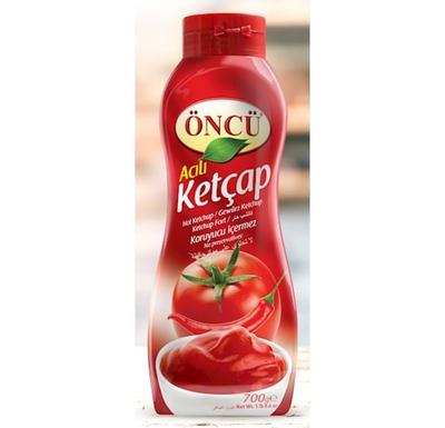 ONCU KETCHUP HEET 12X700 GR