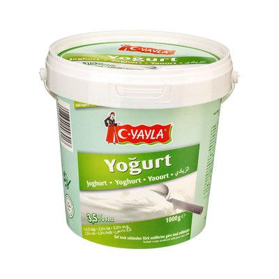 YAYLA GROENE YOGHURT 3.5% 6X1 KG