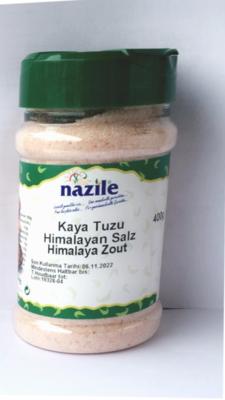 NAZILE HIMALAYA ZOUT FIJN 10X300 GR PET