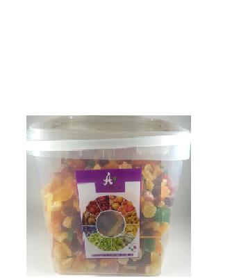 TAZEDEN GEDROOGTE FRUIT MIX 5 KG