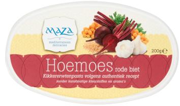 MAZA HOEMOES RODE BIET 6X200 GR