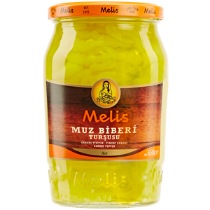 MELIS BANANEN EN PEPER TURSU 12X720 ML