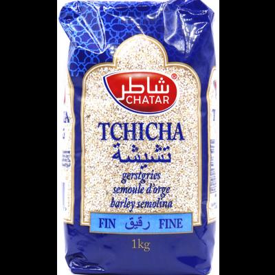 CHATAR TCHICHA GERSTGRIES FINE 12X1 KG